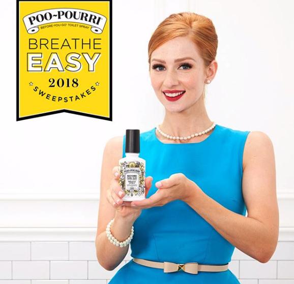 Perchè Poo-Pourri è l'antipuzza più efficace che c'è?